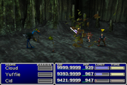 FFVII Autumn Leaves