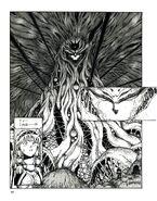 FFIII Manga Tree Monster