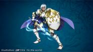 FFLII Knight Artwork