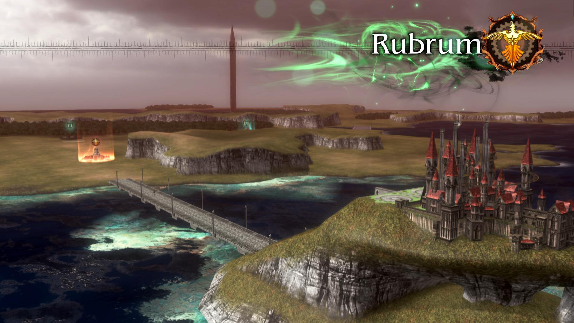 Rubrum Region