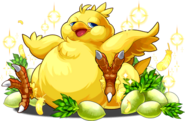PAD Fat Chocobo