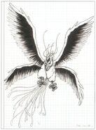 Rust Bird FFIII Artwork