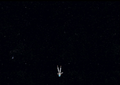 The outer space from FFVIII Remastered