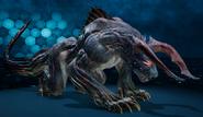 Behemoth Type-0 from FFVII Remake Enemy Intel