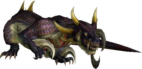 Claret Dragon (Final Fantasy X-2)