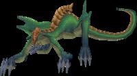 Dinonix from Final Fantasy X.