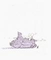 Dwarf Tank DS Sketch