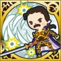 FFAB Fang - Cyan Legend SR