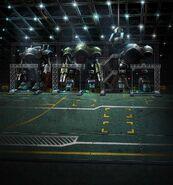 FFBE Magitek Weapon Development Facility BG