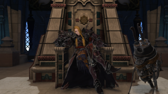 Zenos Yae Galvus Final Fantasy Wiki Fandom You have no connection with this character. zenos yae galvus final fantasy wiki