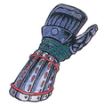 Genji Gloves FFIII Art