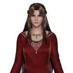 Ifalna from FFVII Remake render.png