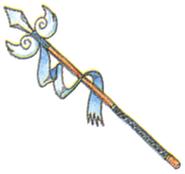 Wind Spear FFIII Art