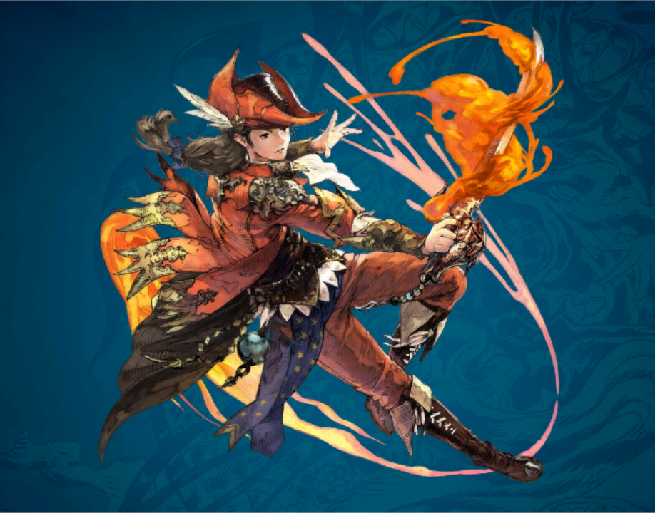 Flame Mage