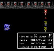 FFII NES Toad Status