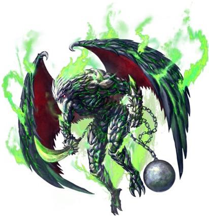 Gargoyle (Dimensions II)