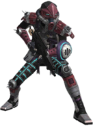 FFXIII enemy PSICOM Infiltrator