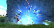 FFXIV GNB Lightning Shot