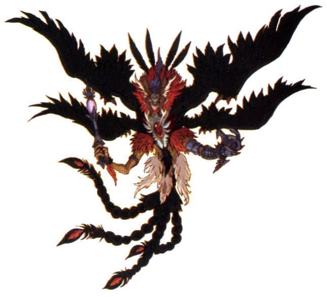 Final Fantasy XII: Revenant Wings enemies