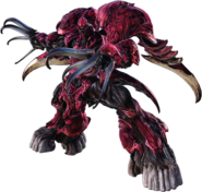 Ruby Weapon from FFXIV Shadowbringers