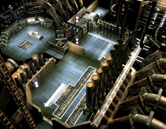 No. 5 Reactor (Final Fantasy VII field)