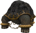XII great tortoise render