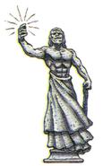 Zeus's Wrath FFIII Art