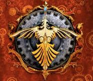 Detailed Suzaku Logo
