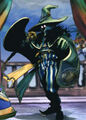 Early FFX - Black mage
