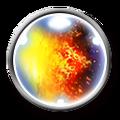 FFRK Fire Wave Icon