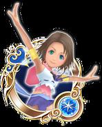 KHUX Yuna 5★ Medal