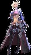 Minfilia NPC Render