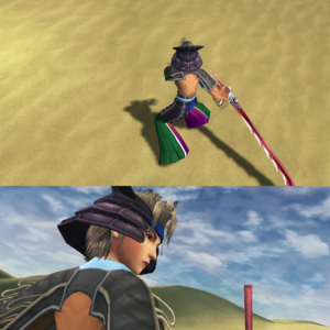 Paine Samurai Victory Pose.png