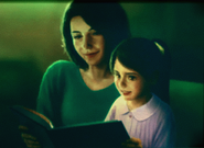 Young Jessie and mother from Final Fantasy VII Remake