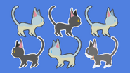 EoT - Cards - Cats Series Rare