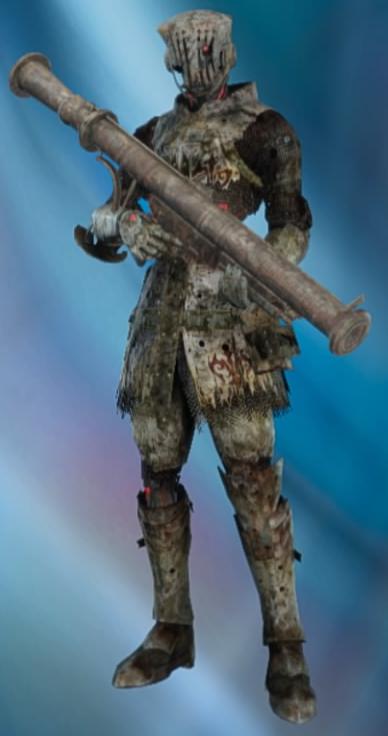 Бессмертный артиллерист