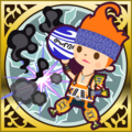 FFAB Dark Attack - Wakka Legend SR+