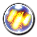 FFRK Doublecast Fira All Icon