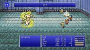 Rosa using Life from FFIV Pixel Remaster