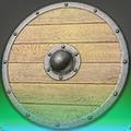 Ul'dahn Round Shield from Final Fantasy XIV icon