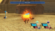 WoFF Blaze Spikes