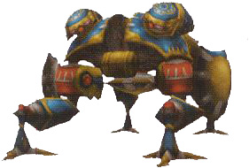 Assault Machina (Final Fantasy X-2)