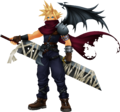 Cloud recoded render