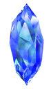 A crystal.