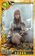FF12 Lightning SR L Artniks