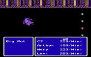 FFIII NES Mini Status
