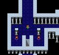 FFIII NES Water Shrine