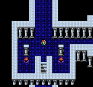 FFIII NES Water Shrine