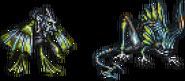 FFRK Orobon & Ceratoraptor FFXIII