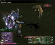 FFX-2 X-Potion